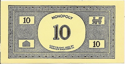 Monopoly Money Printable A very nice 1935 monopoly game