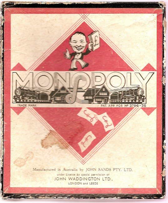 Dating monopoly boards